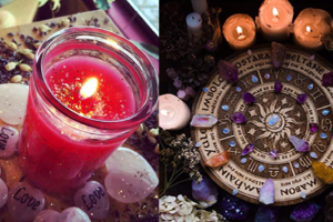 bring back lost love candle spell