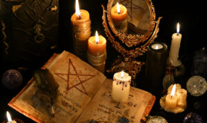 Powerful protection magic spells